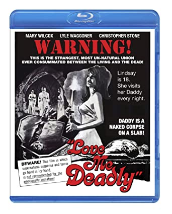 Love Me Deadly directed by Jacques Lacerte
