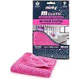Minky M reinigingsdoek Hi-Tech Duster, roze
