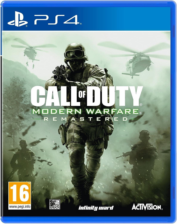 Call of Duty: Modern Warfare 2 Campaign Remastered en Amazon