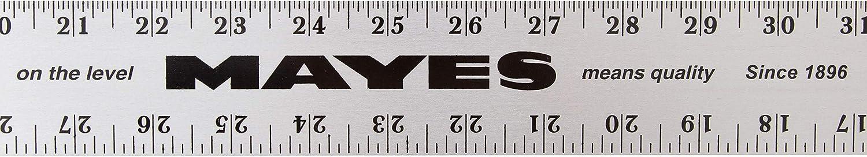 Mayes Level 10209 48 Straight-Edge Rule