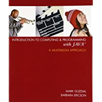 Introduction to Computing and Programming with Java: A Multimedia Approach