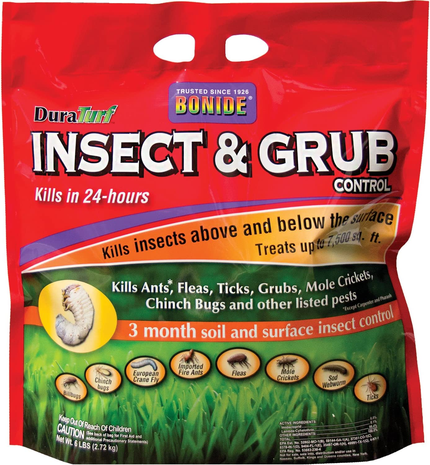 Bonide Insect and Grub Control