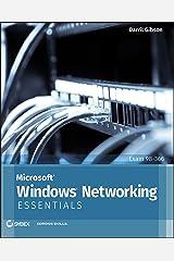Microsoft Windows Networking Essentials Paperback