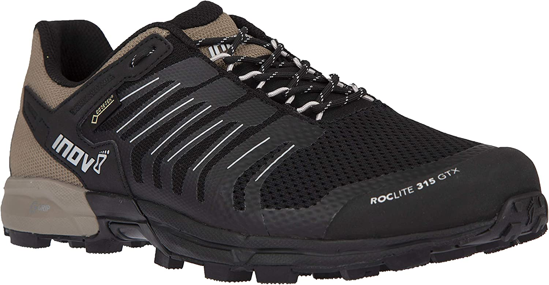 Inov-8 Mens Roclite 315 GTX – Waterproof Gore Tex Hiking Shoes – Lightweight – Vegan