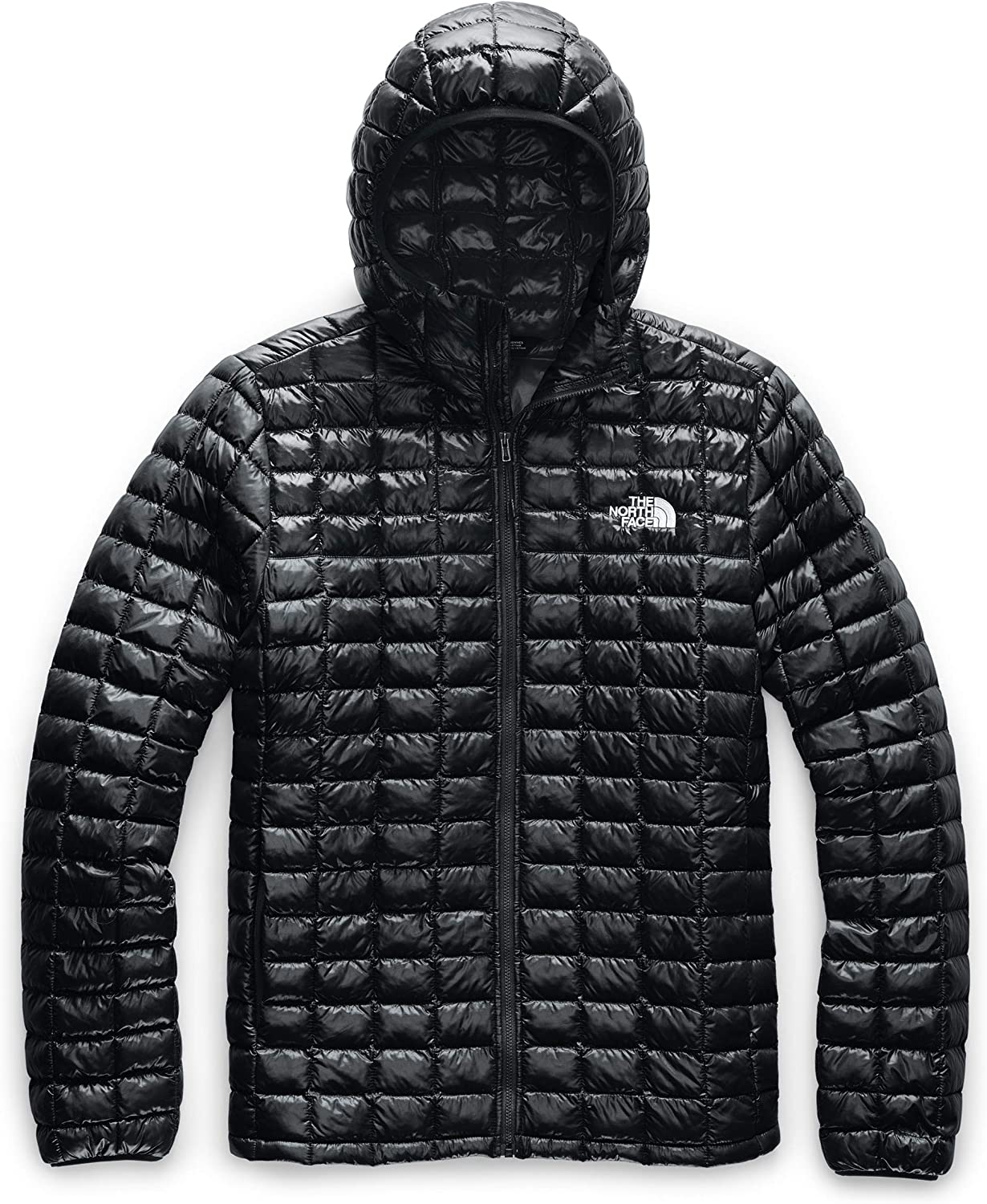 The North Face Men's ThermoBall Eco Insulated Hooded Jacket: Clothing
