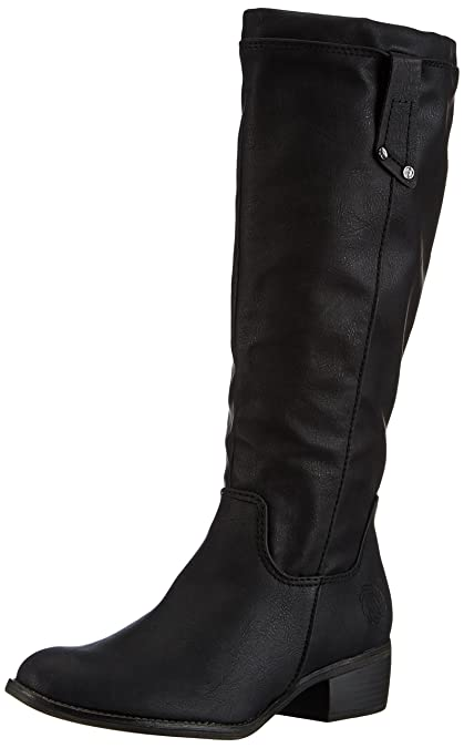 MARCO TOZZI Women s 25511 Boots Black Size  3.5  Amazon.co.uk  Shoes ... 067f57bf78