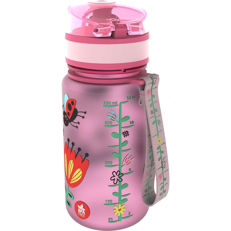 Botella de agua para niños «Ladybugs» de Ion8, a prueba de derrames, libre de BPA, 350 ml: Amazon.es: Deportes y aire libre