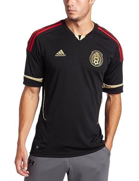 huge discount 23751 e0e8f Amazon.com : Mexico Away Authentic Soccer Jersey, Small ...