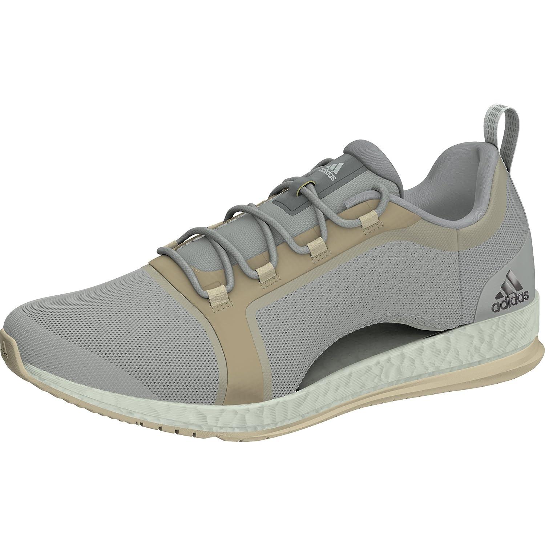 Adidas Fitnessschuhe Damen Pure Boost X Tr 2 Fitnessschuhe Adidas Grau (Gridos/Ftwbla/Lino 000) 8594a5