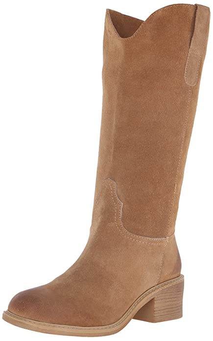 Mojo Moxy Women's Prairie Western Boot Natural Size 7.5