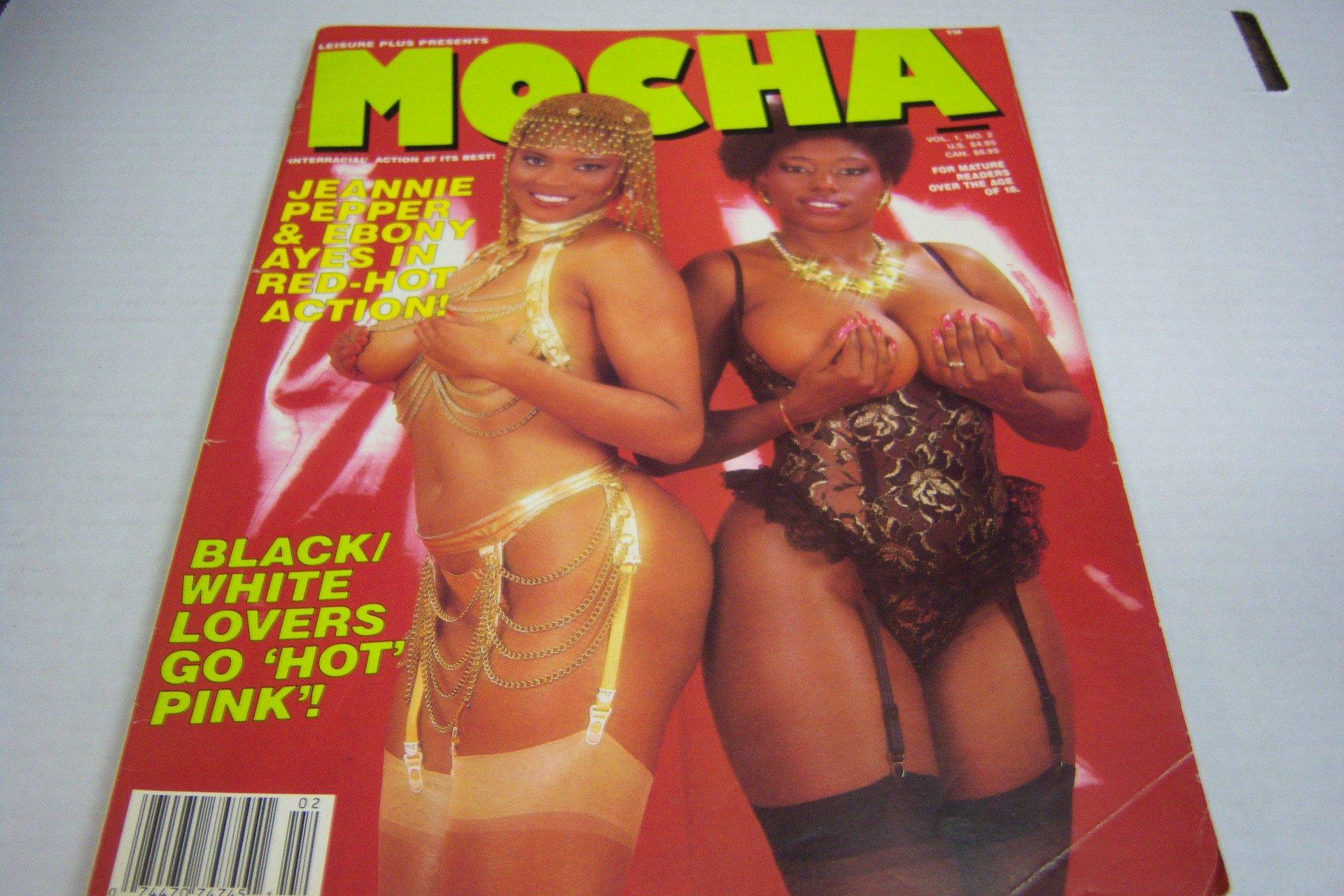 Mocha Busty Adult Magazine