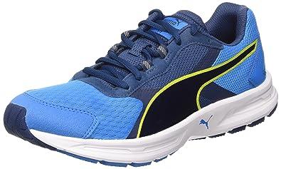 tout neuf eaaba eceba Amazon.com | PUMA Descendant v3 Mesh Running Shoes (8US ...