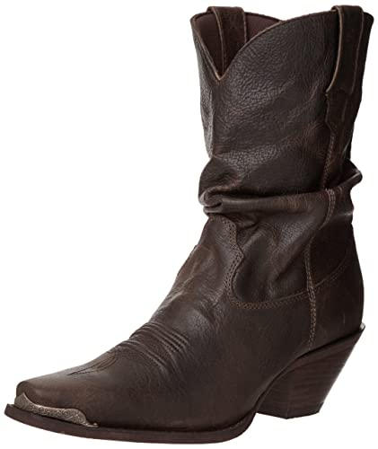 Durango Women's Crush Slouch Boot,Distressed Sunset Brown,6 ...