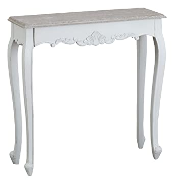 Lovely Perpignan Shabby Chic Console Table