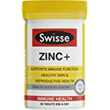 Swisse Ultiboost Zinc+ 60 Tablets
