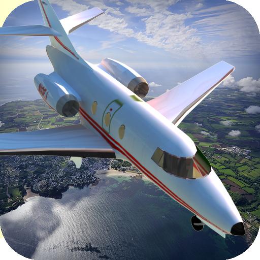 Jet Plane Landing - 7