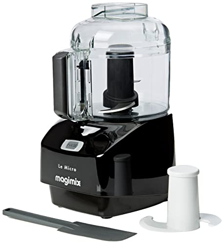 Magimix Le Mini Plus Food Processor 18252 Black Amazon