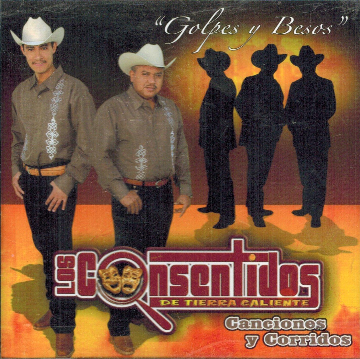 Los Consentidos de Tierra Caliente (Golpes y Besos) by Pegasus Records
