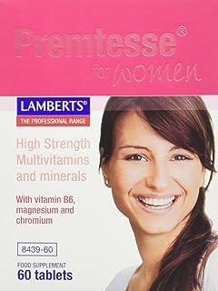 Lamberts Premtesse - 60 Tabletas