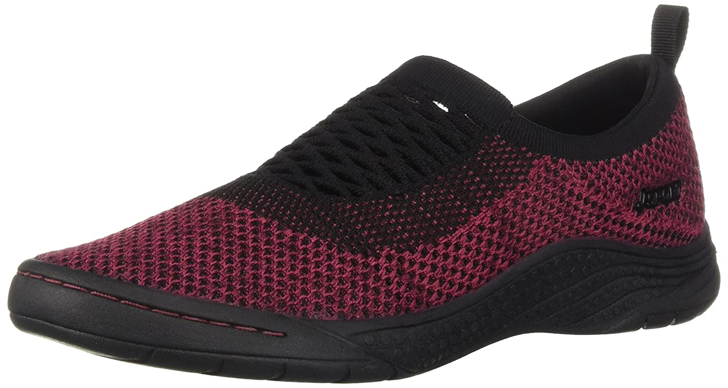 JSport by Jambu Women's Joy Sneaker B078SJ5393 11 B(M) US|Mulberry