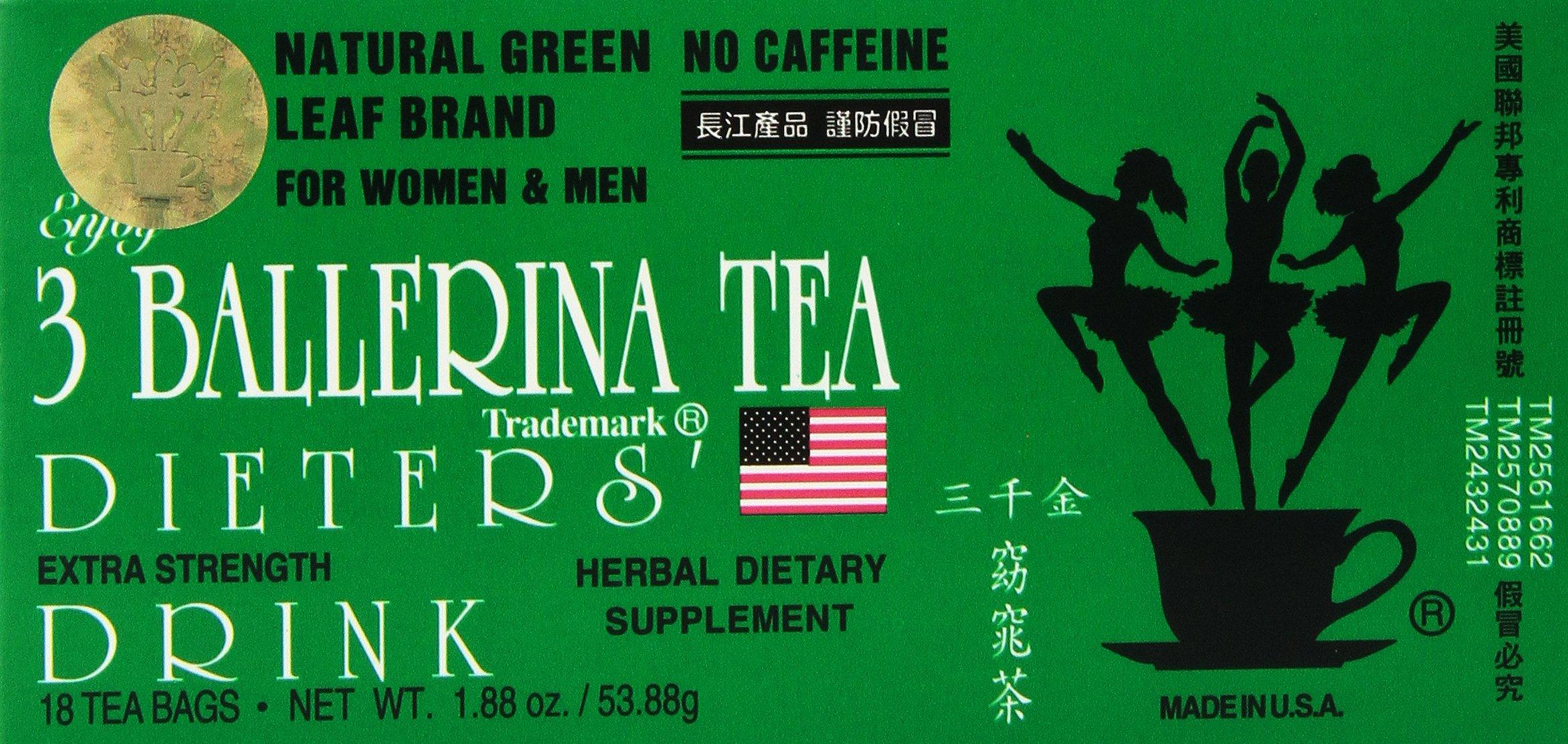 California Dieters Drink Herbal Tea Reviews