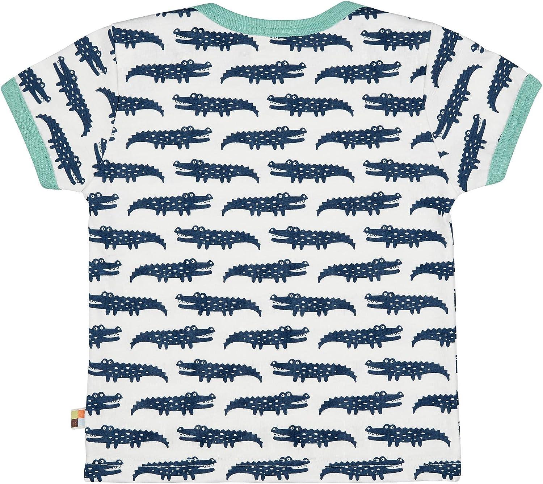 proud Jungen Allover Print Organic Cotton T-Shirt loud