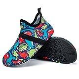 L-RUN Kids Swimming Shoes Barefoot Skin Water Aqua