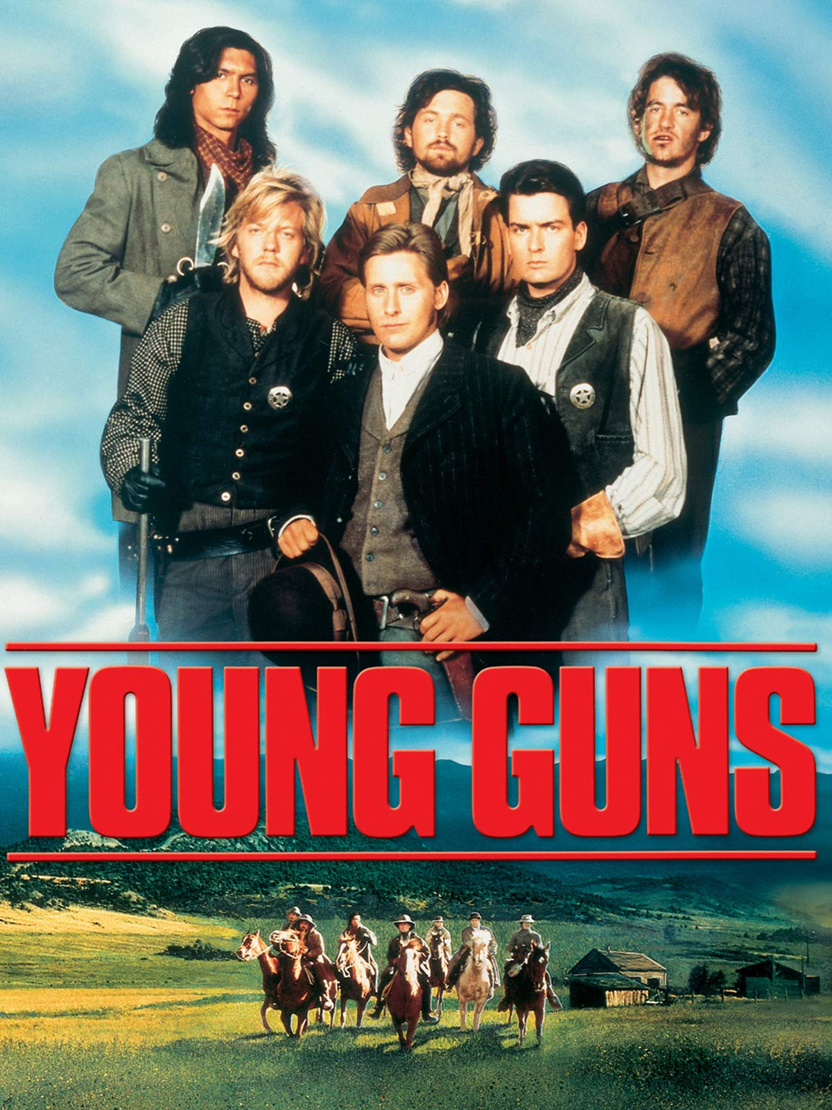 Young Guns on Amazon Prime Video UK