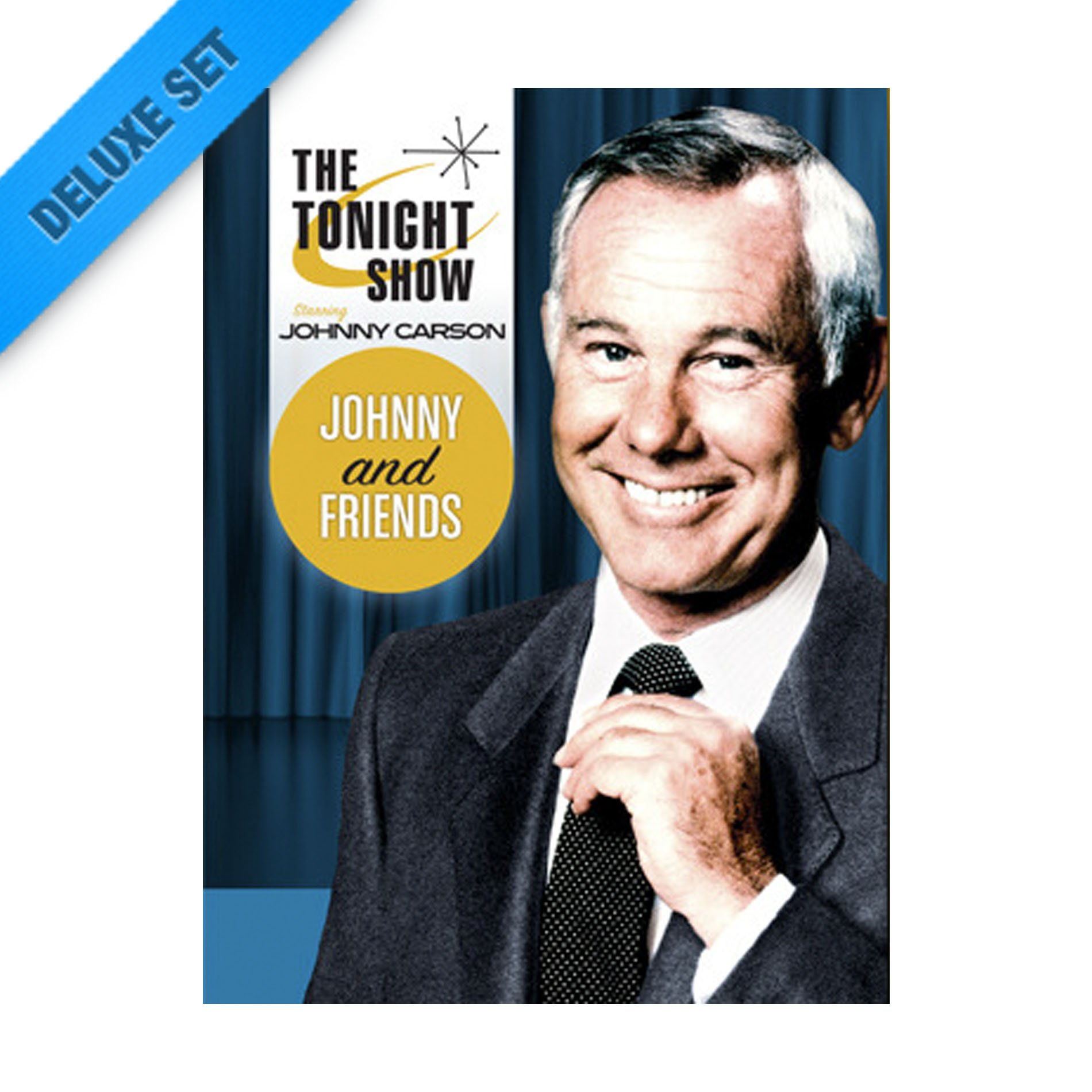 Johnny and Friends Deluxe Collection - Handpicked Tonight Show Episodes of the Johnny Carson Show by Time Life by Time Life