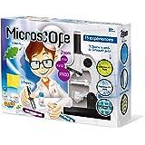 Buki France - Microscopio de juguete (KT007) (versión en francés)