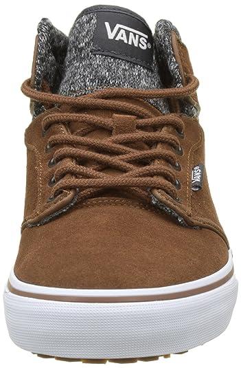 Vans Atwood Hi, Zapatillas para Hombre, Marrón (MTE/Emperador/Asphalt), 38.5 EU: Amazon.es: Zapatos y complementos