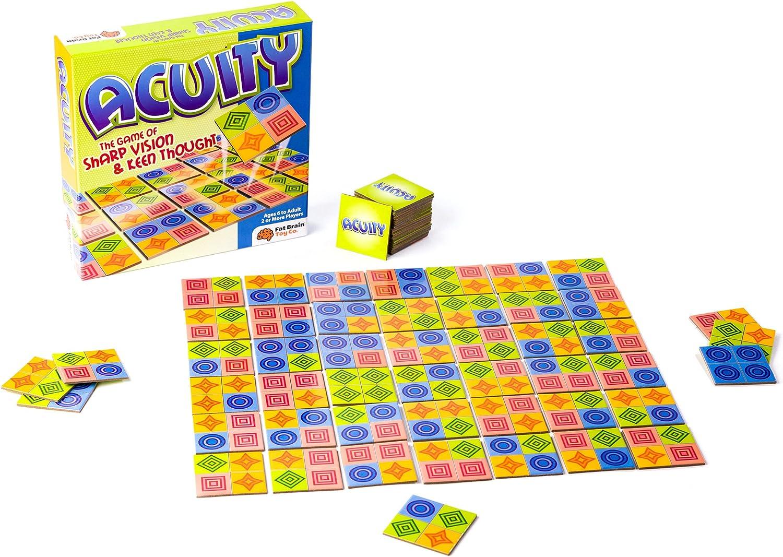 Amazon.com: Fat Brain Juguetes agudeza: Toys & Games