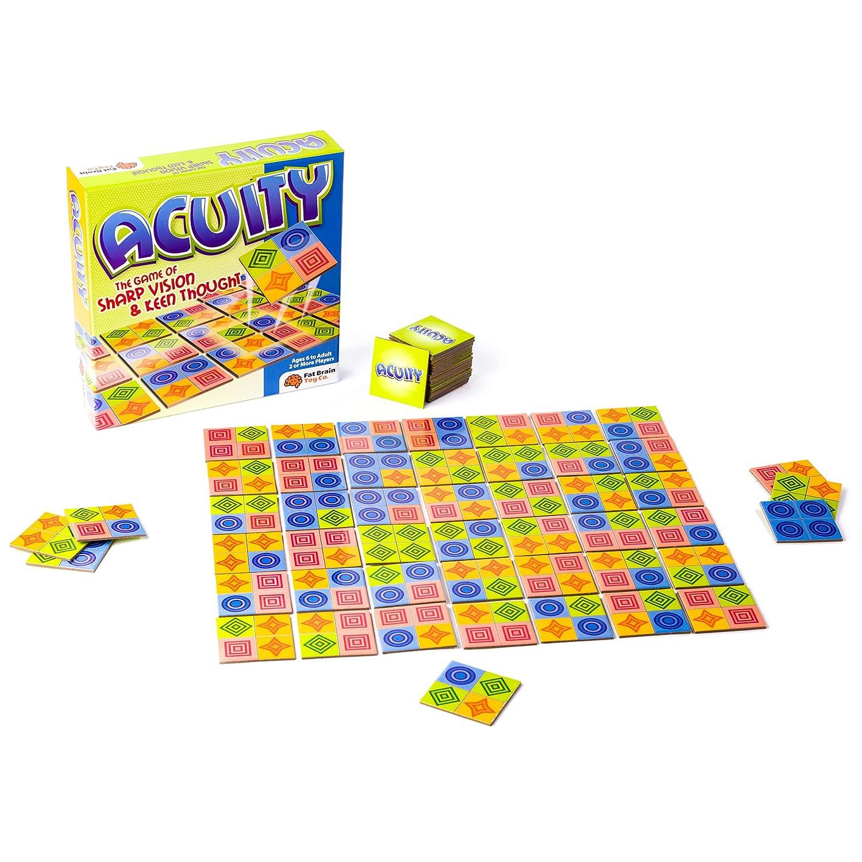 Fat Brain Toys FA055 1 Acuity Wahrnehmungs und Reaktionspiel