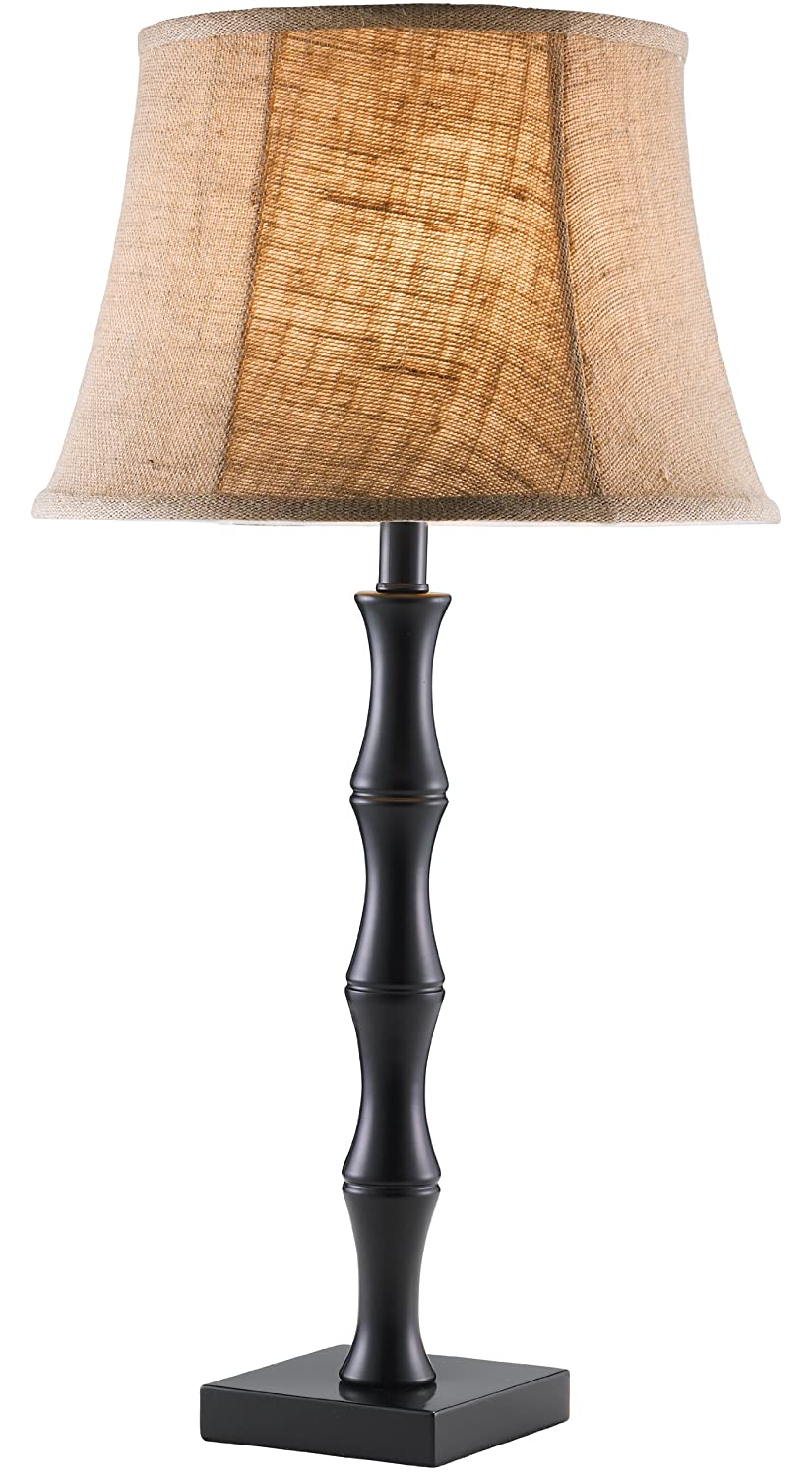 Adesso 1522 01 stratton table lamp black floor lamps amazon geotapseo Image collections
