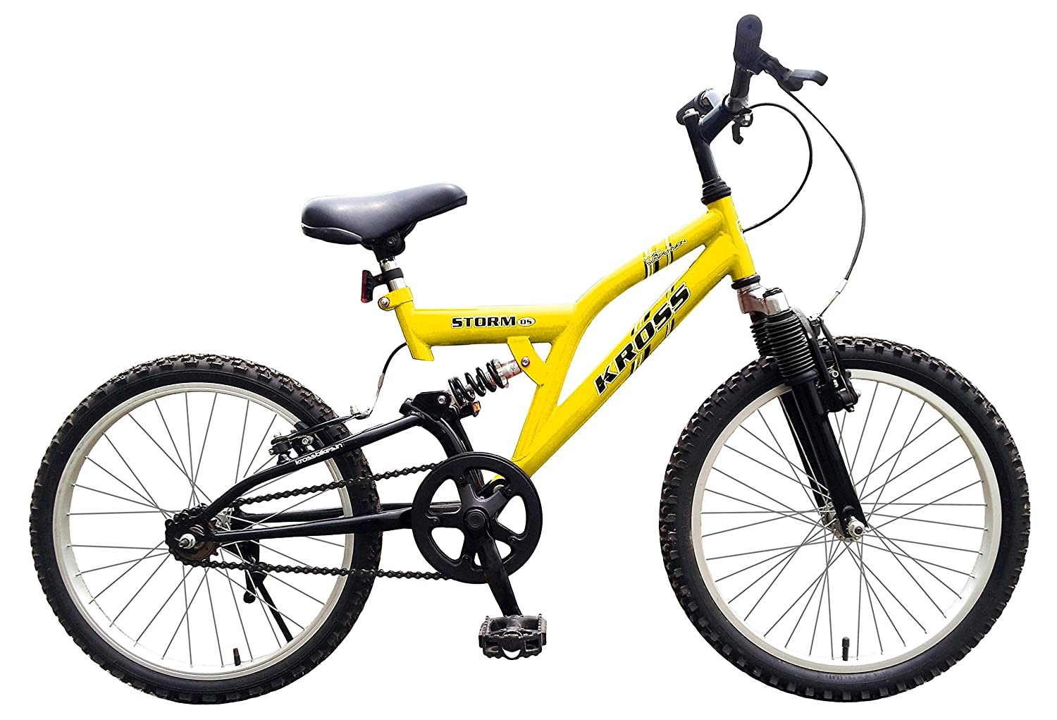 Buy Kross Storm 20t Ds Ss Bicycle Multicolor Online At Low