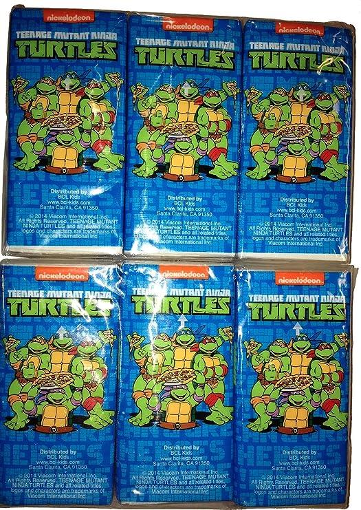 Teenage Mutant Ninja Turtles (12 paquetes individuales) 2 ...