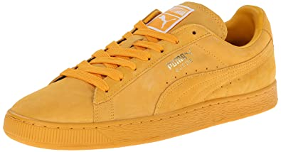 Puma Yellow Sneakers