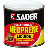 Sader Colle Contact Néoprène Liquide 500 ml
