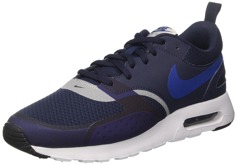 Nike Herren Air Max Vision Se Sneaker  42.5 EU|Blau (Obsidian/Gym Blue-reflective Silver)