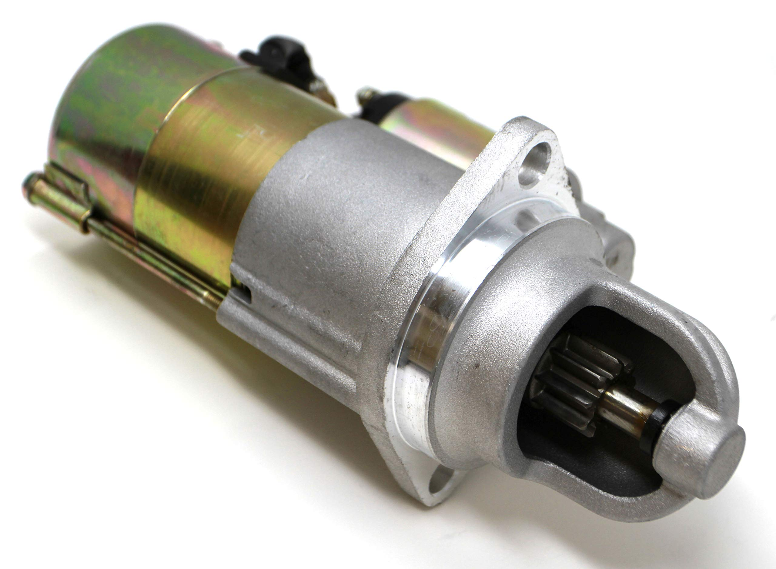 ELM Products Compatible with Mercruiser 470 OMC Volvo I/O Starter 12V 9 Tooth CW Rotation 30120 30456 18-5901 18-5907