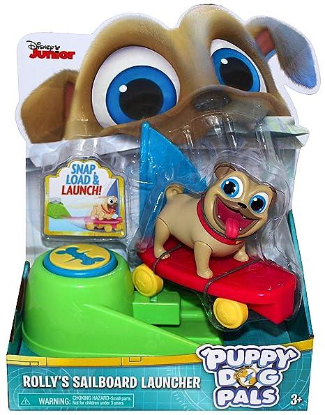 Disney Movies Puppy Dog Pals Amazon Heavy Square