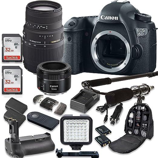 Review Canon EOS 6D 20.2