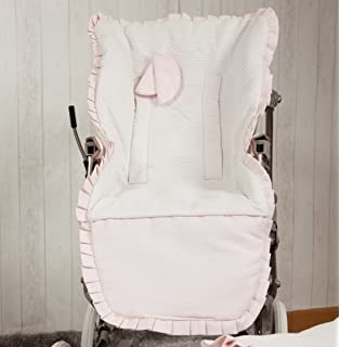 Funda Colchoneta para Silla de bebé Universal: Amazon.es: Bebé