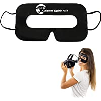 Kaizen Spirit VR [100 Count] Disposable VR Covers, VR Disposable Face Mask, VR Mask, VR Face Mask, Sanitary Masks, VR Mask Disposable, Virtual Reality Facemask, VR Disposable Cover, VR Sanitary Mask