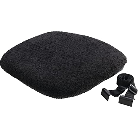 Diamond Plate Gel Memory Foam Motorcycle Seat Cushion Durable Thermoplastic Elastome Construction For Reliable Comfort