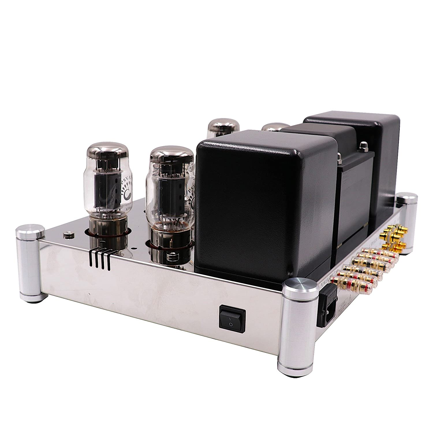 Amazon.com: REISONG 35W 60W Push Pull KT88 Vacuum Tube Amplifier ...