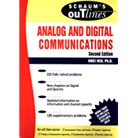 Schaum's Outline of Analog and Digital Communications (English Edition)