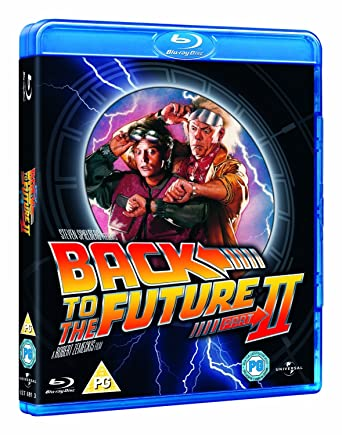 Amazon Com Back To The Future Part 2 Blu Ray Movies Tv