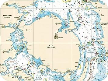 Navyline cartas náuticas Juego de mesa