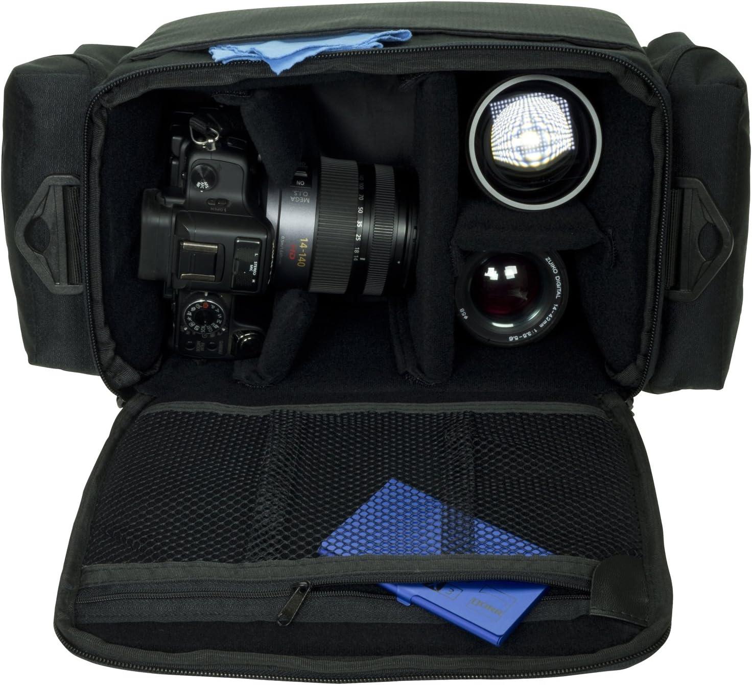 DÖrr Fototasche Action Black No 4 5 Kamera